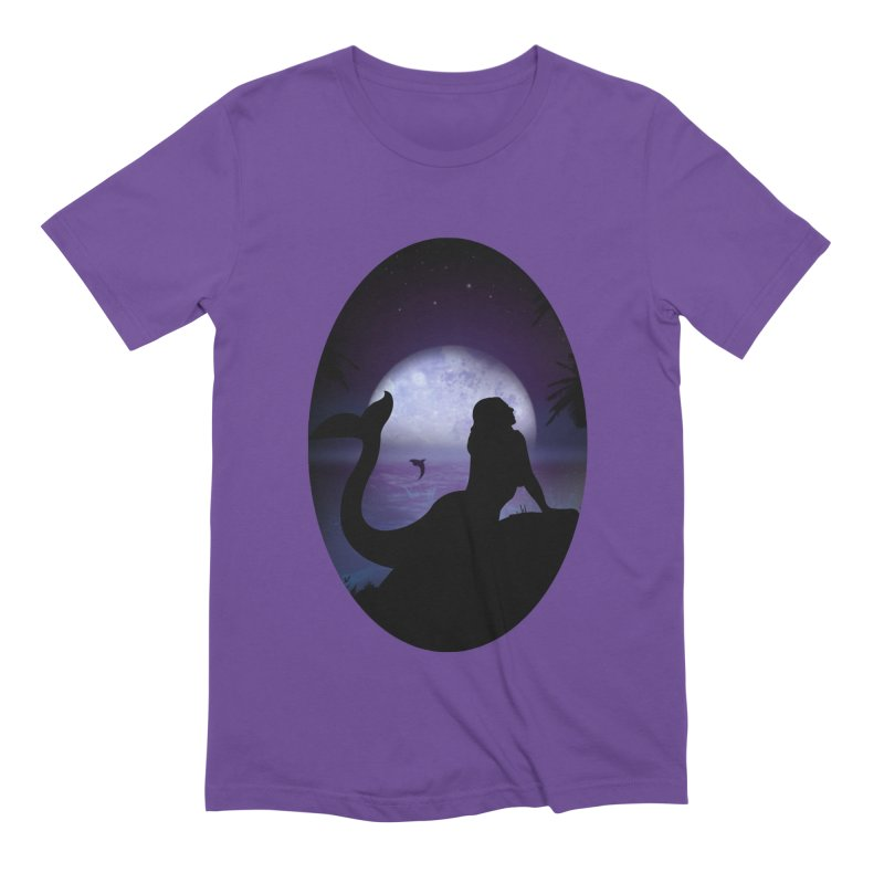 Mermaid Men's Extra Soft T-Shirt by adamzworld's Artist Shop