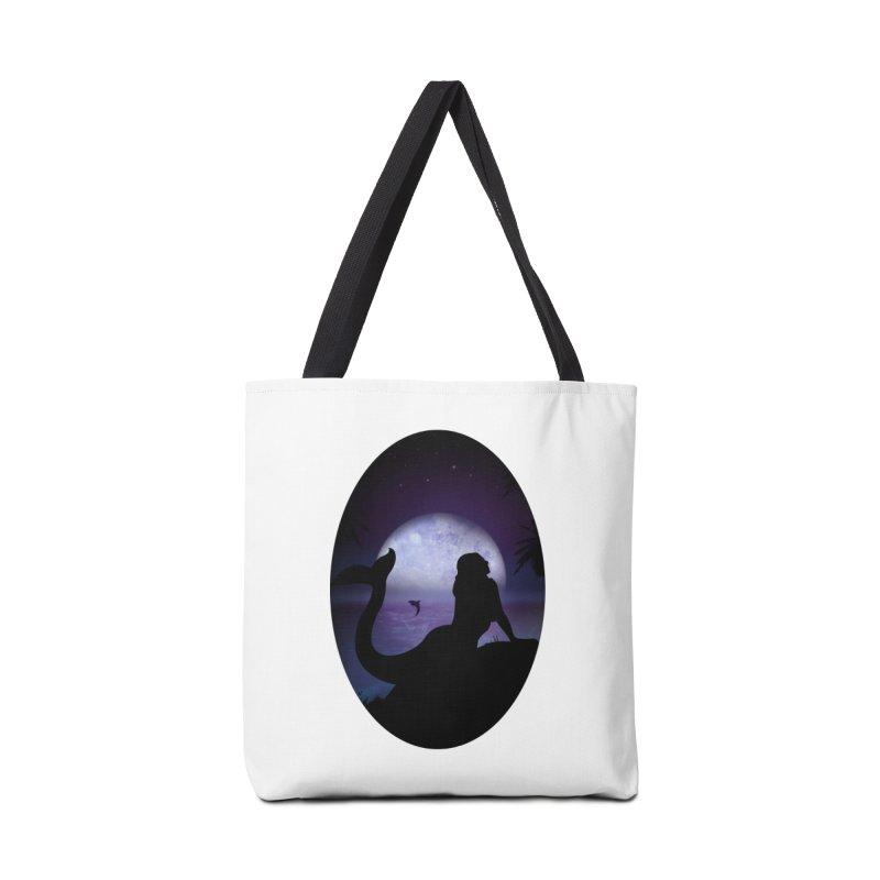 Mermaid Accessories Bag by adamzworld's Artist Shop