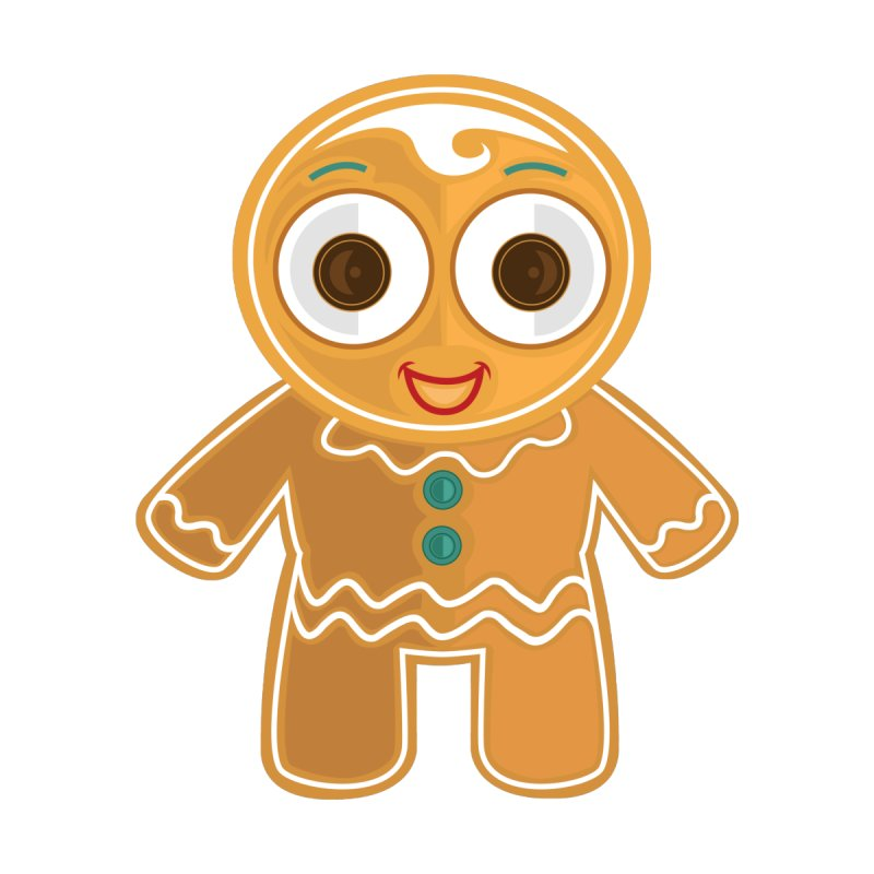 Ginger Bread Man by adamzworld's Artist Shop