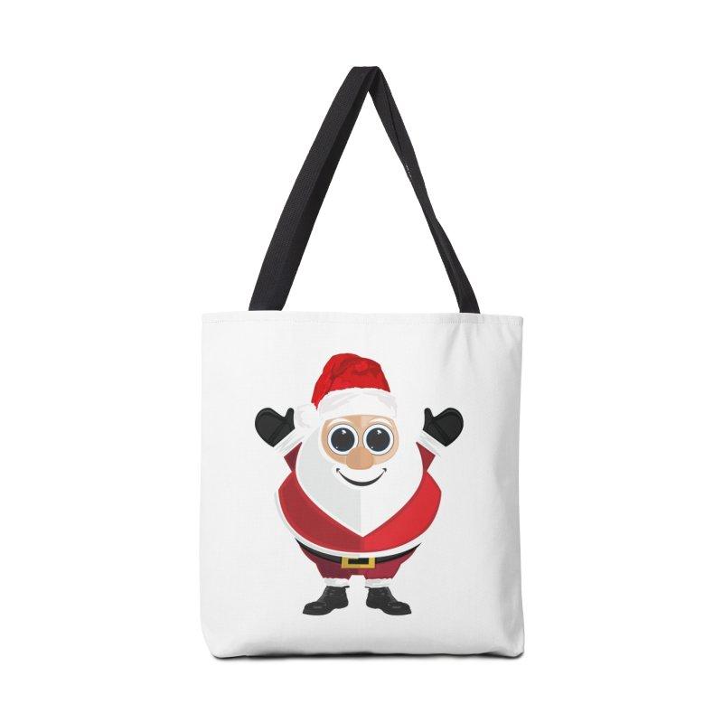 Santa Claus Accessories Bag by adamzworld's Artist Shop