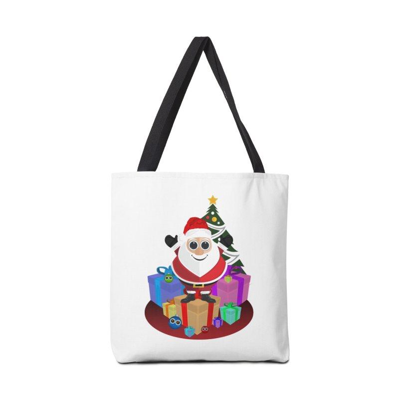 Santa Claus Christmas Accessories Bag by adamzworld's Artist Shop