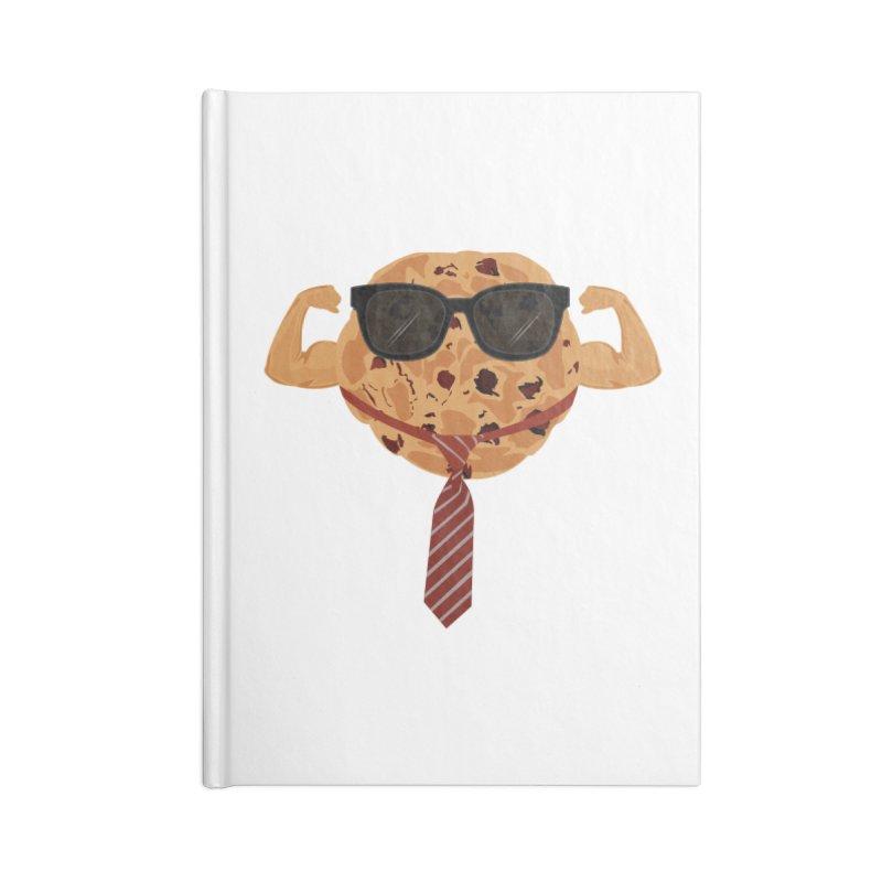 Tough Cookie Cool Accessories Notebook by adamzworld's Artist Shop