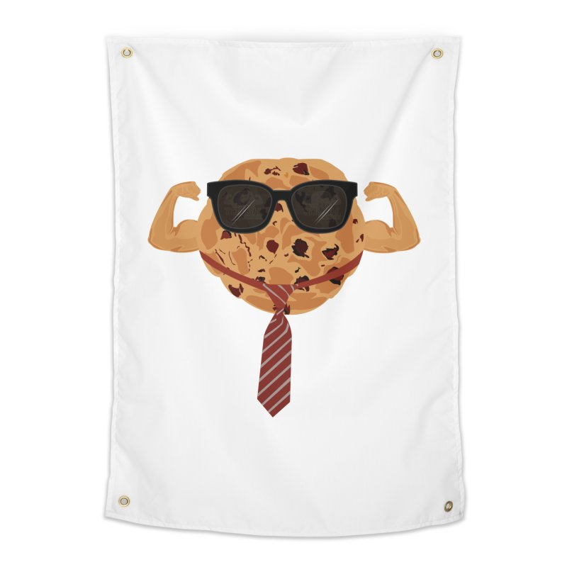 Tough Cookie Cool Home Tapestry by adamzworld's Artist Shop