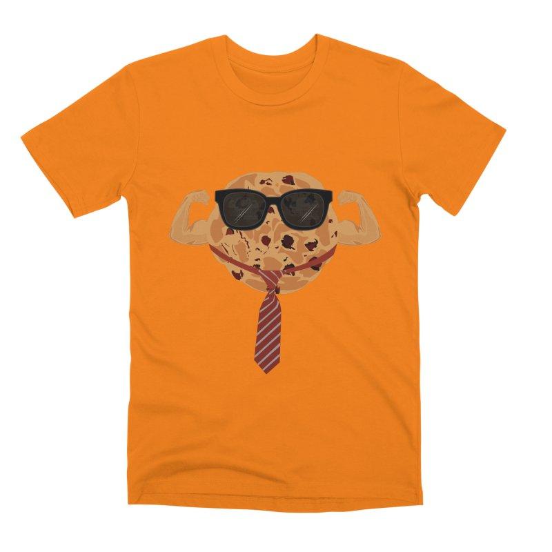 Tough Cookie Cool Men's Premium T-Shirt by adamzworld's Artist Shop
