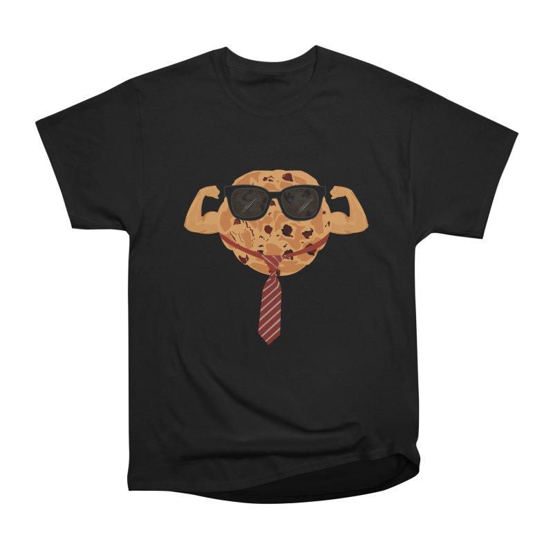 Tough Cookie Cool Women's Heavyweight Unisex T-Shirt by adamzworld's Artist Shop