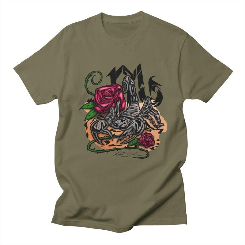 Scorpio - Zodiac Women's Unisex T-Shirt by adamzworld's Artist Shop