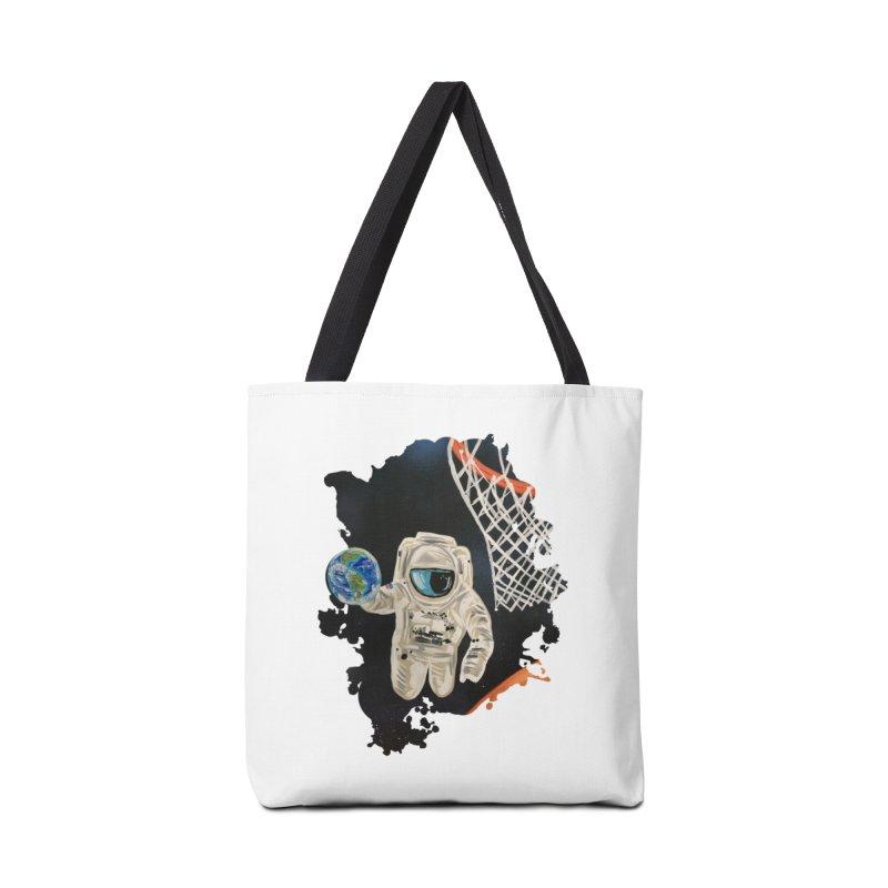 Space Games Accessories Bag by adamzworld's Artist Shop