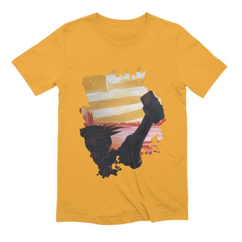 Cell Power Men's Extra Soft T-Shirt by adamzworld's Artist Shop