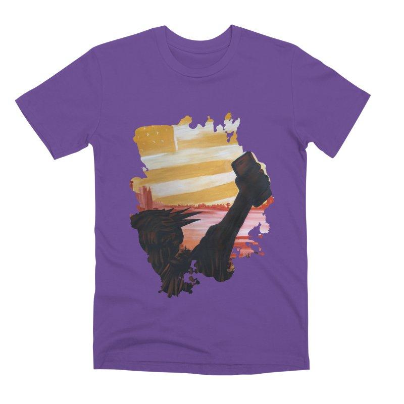 Cell Power Men's Premium T-Shirt by adamzworld's Artist Shop