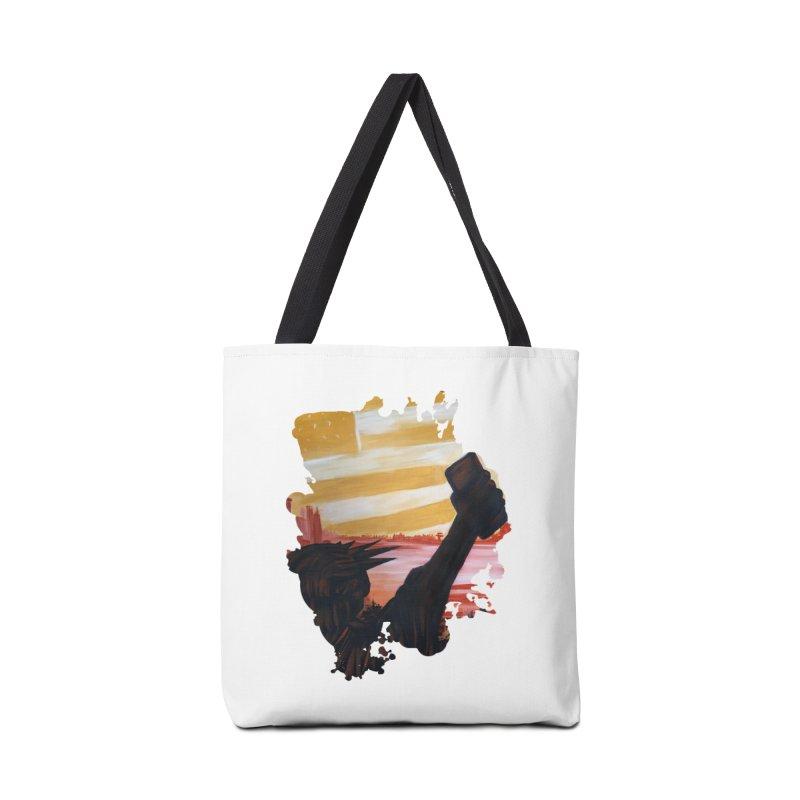 Cell Power Accessories Bag by adamzworld's Artist Shop