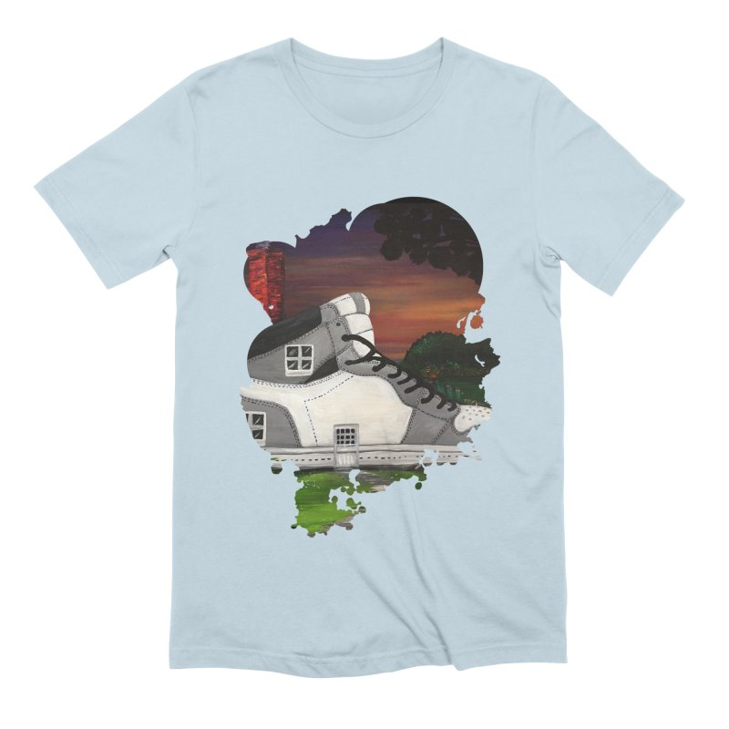 Shoe Value Men's Extra Soft T-Shirt by adamzworld's Artist Shop