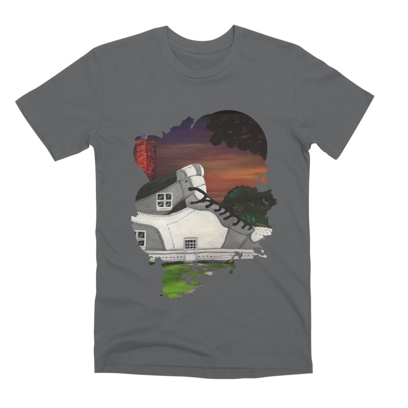 Shoe Value Men's Premium T-Shirt by adamzworld's Artist Shop