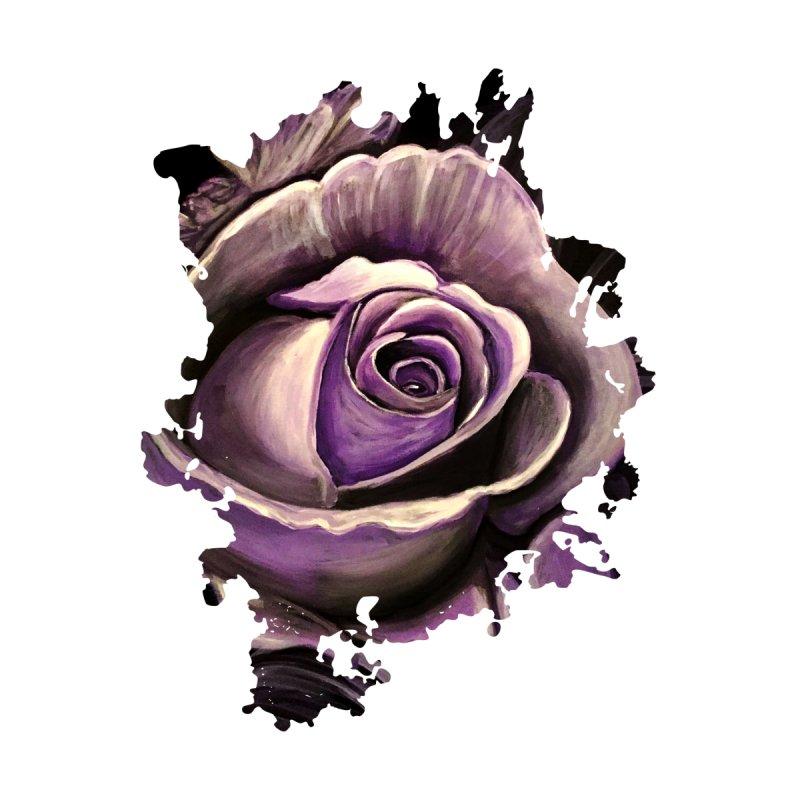 Purple Rose by adamzworld's Artist Shop
