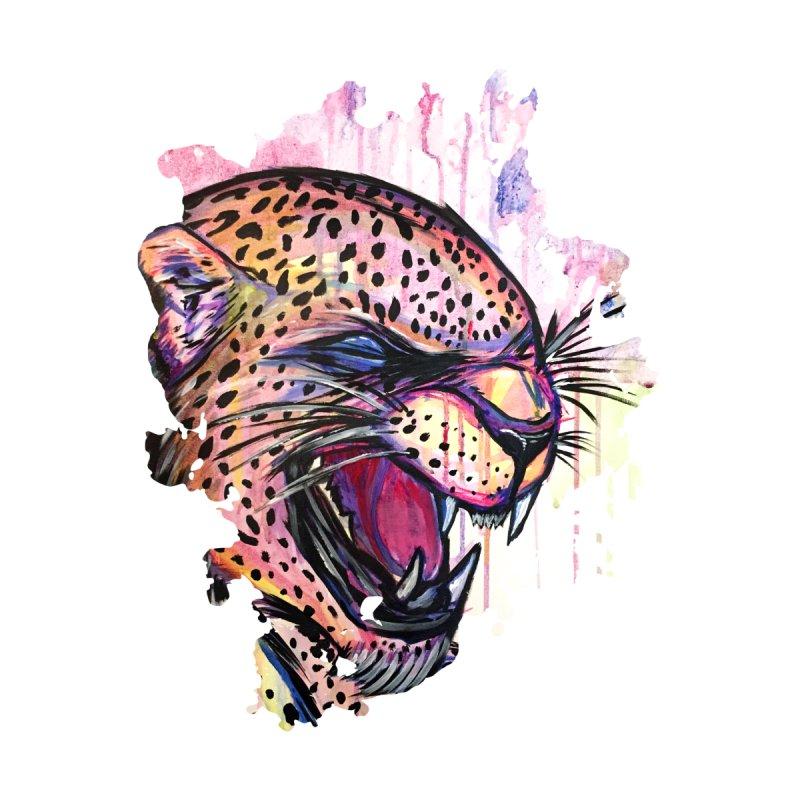Leopard Scream by adamzworld's Artist Shop