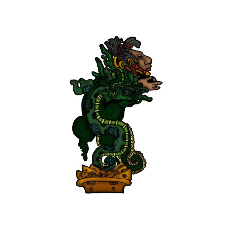 Mayan Serpent God by adamzworld's Artist Shop