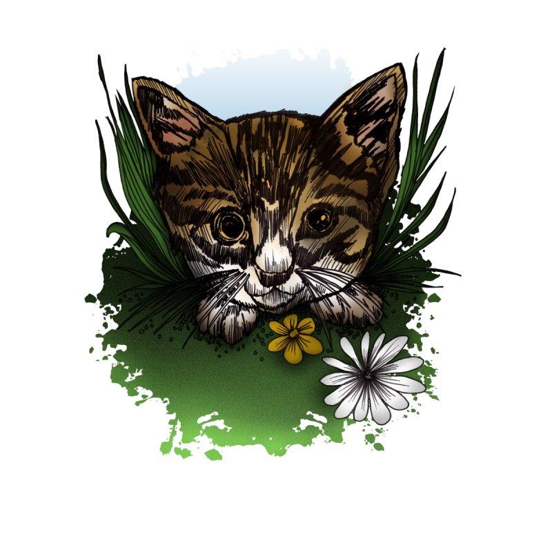 Calico Kitty by adamzworld's Artist Shop