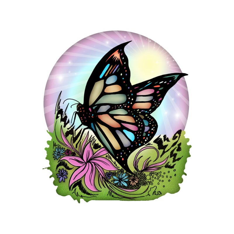 Butterfly Serenity by adamzworld's Artist Shop