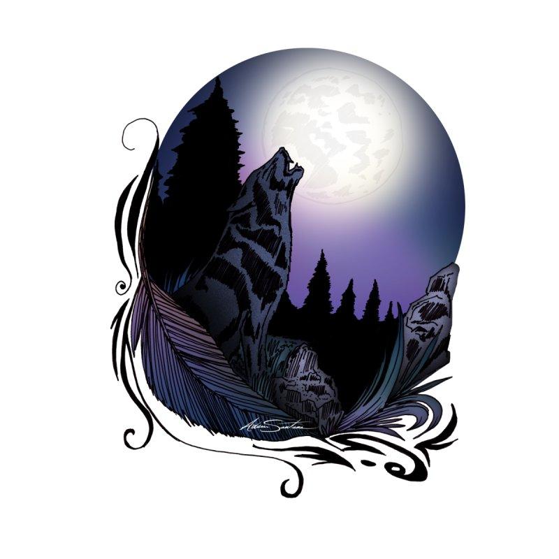 Howling Wolf by adamzworld's Artist Shop