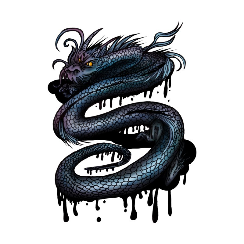 Dragon Swirl by adamzworld's Artist Shop