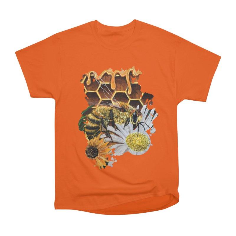 Busy Bee Women's T-Shirt by adamzworld's Artist Shop