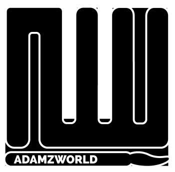 adamzworld's Artist Shop Logo