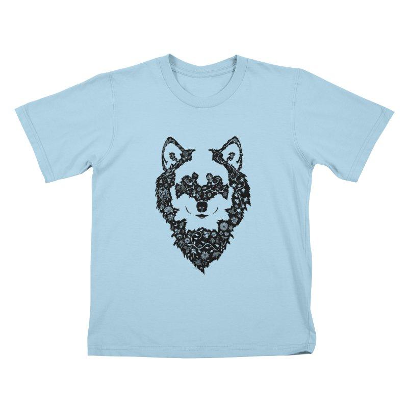 Wolf Kids T-shirt by Ad Eggermont's Artist Shop