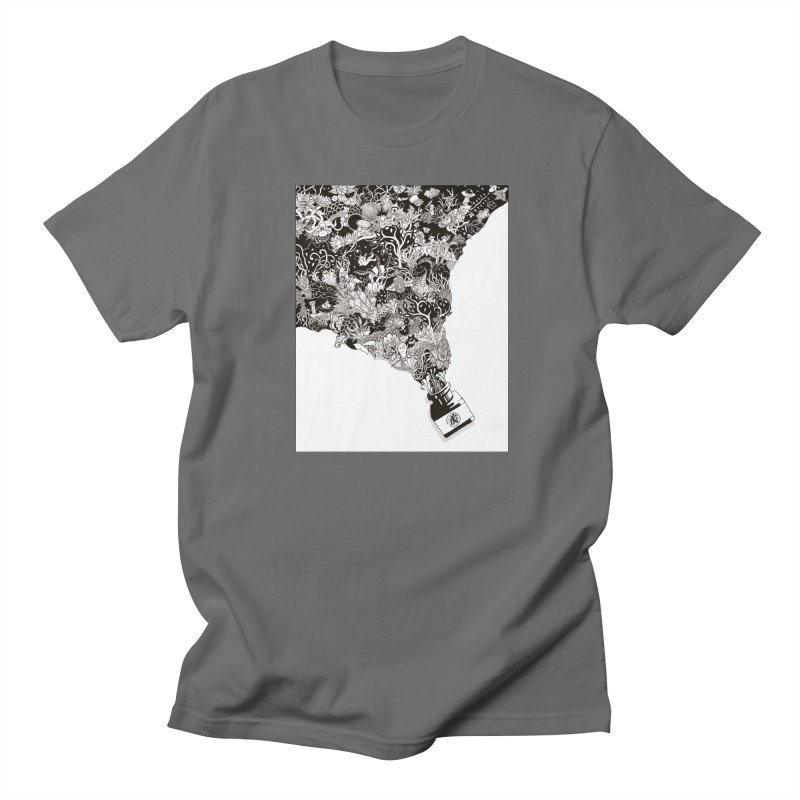 Oops Men's T-Shirt by Ad Eggermont's Artist Shop
