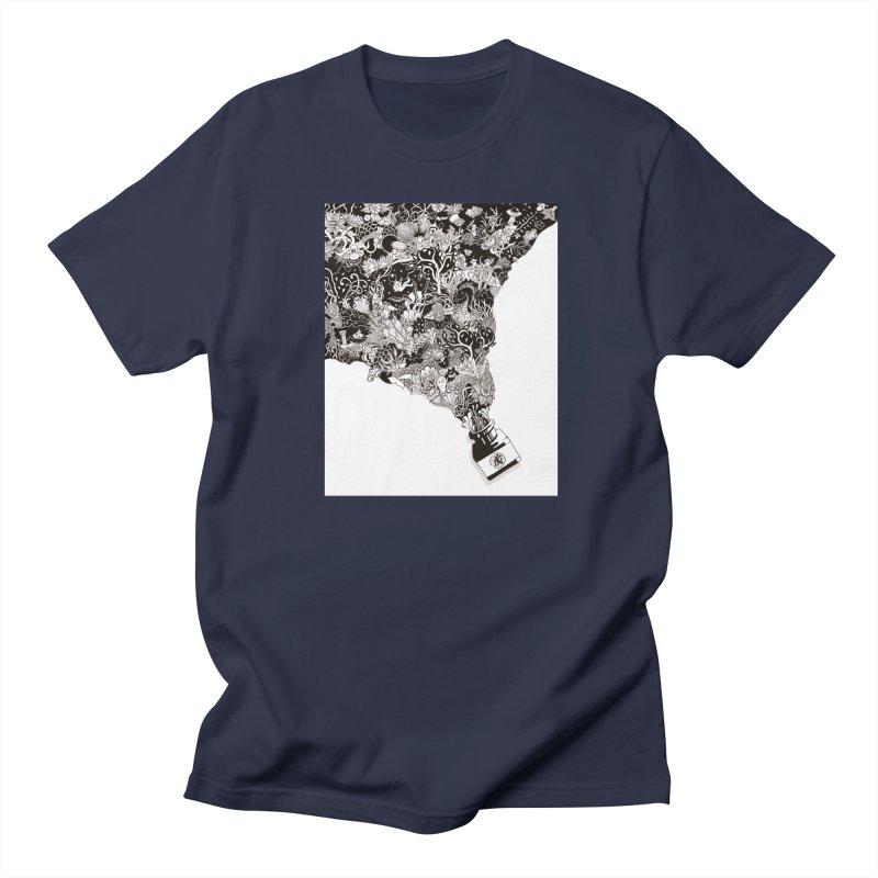Oops Men's Regular T-Shirt by Ad Eggermont's Artist Shop