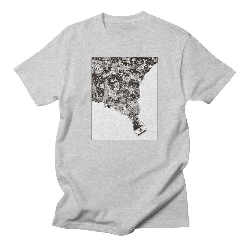 Oops Men's T-Shirt by Ad Eggermont's Artist Shop