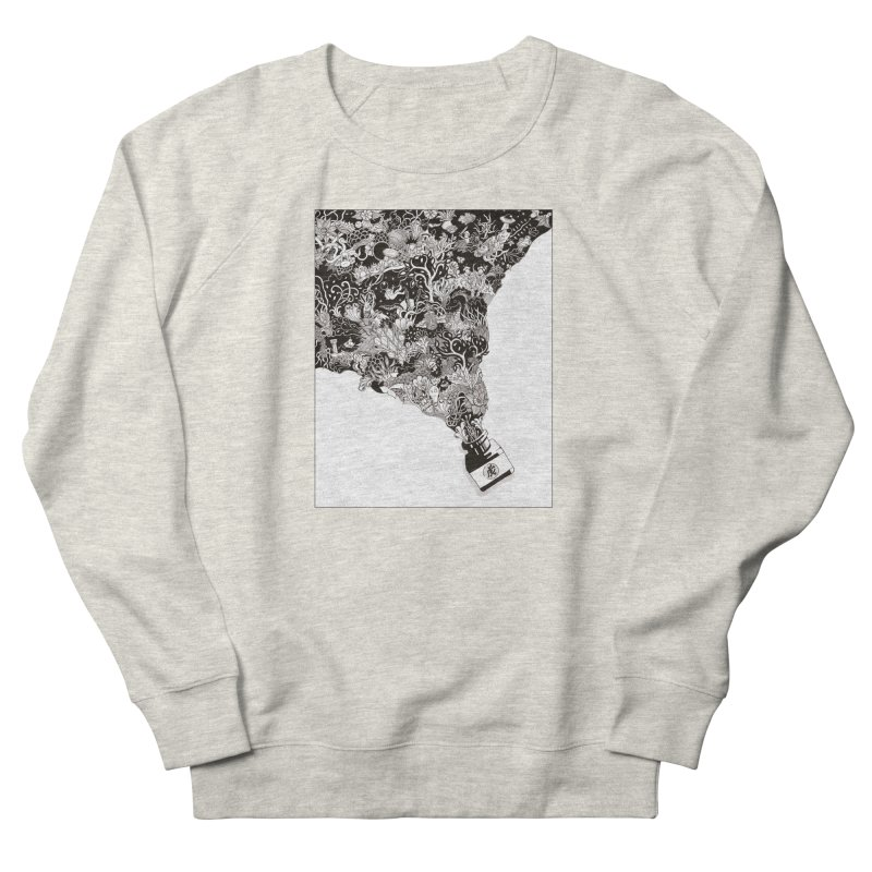 Oops Men's Sweatshirt by Ad Eggermont's Artist Shop