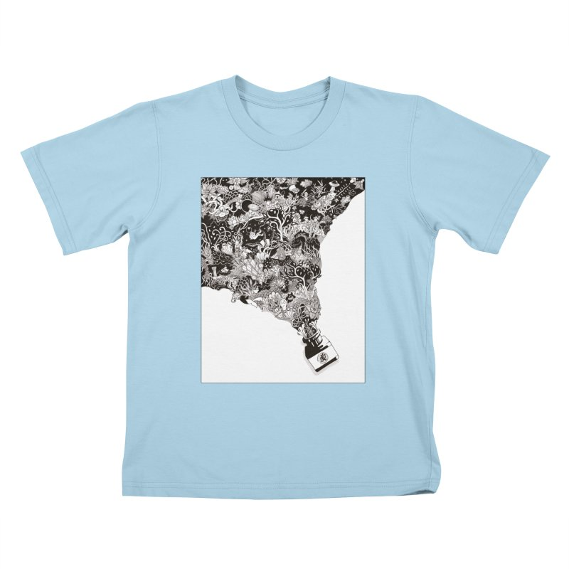 Oops Kids T-Shirt by Ad Eggermont's Artist Shop
