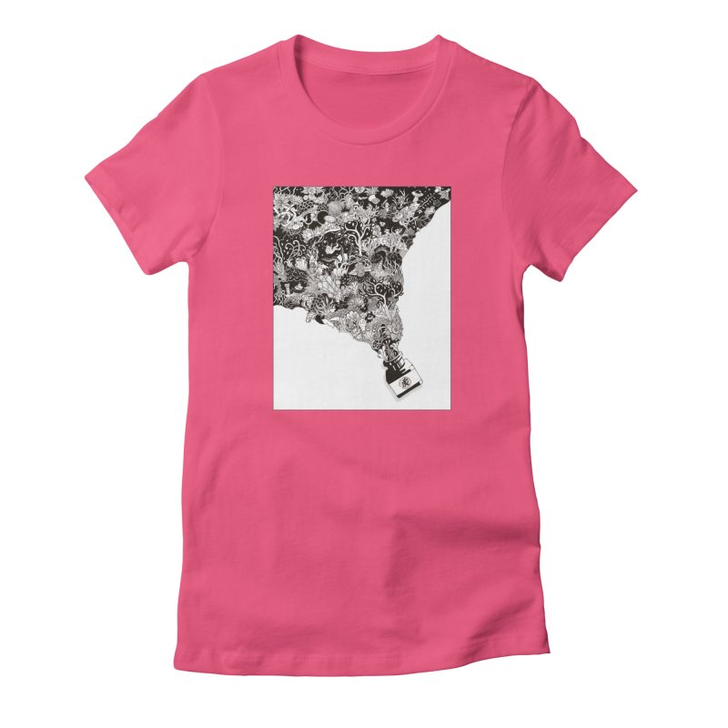 Oops Women's T-Shirt by Ad Eggermont's Artist Shop