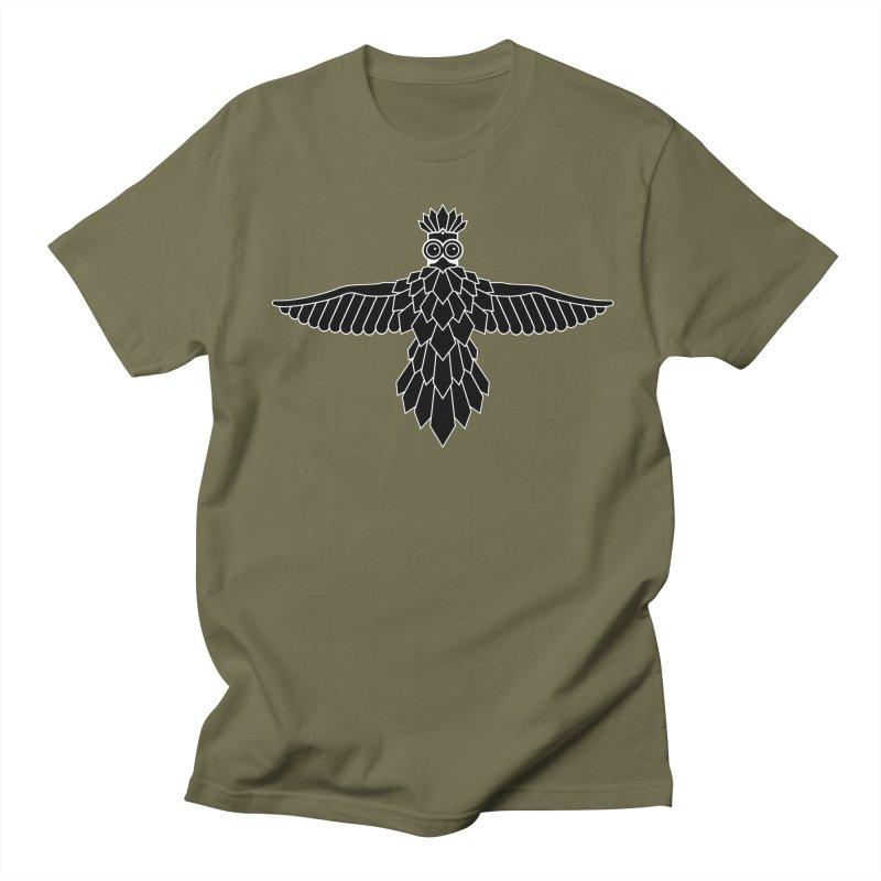 Bird Men's T-Shirt by Ad Eggermont's Artist Shop