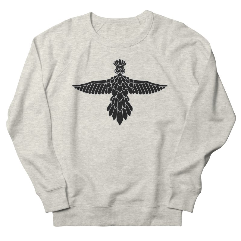 Bird Men's Sweatshirt by Ad Eggermont's Artist Shop