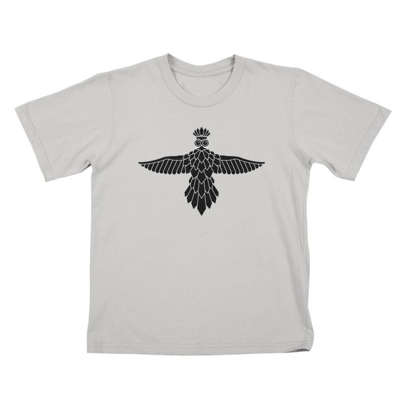 Bird Kids T-shirt by Ad Eggermont's Artist Shop