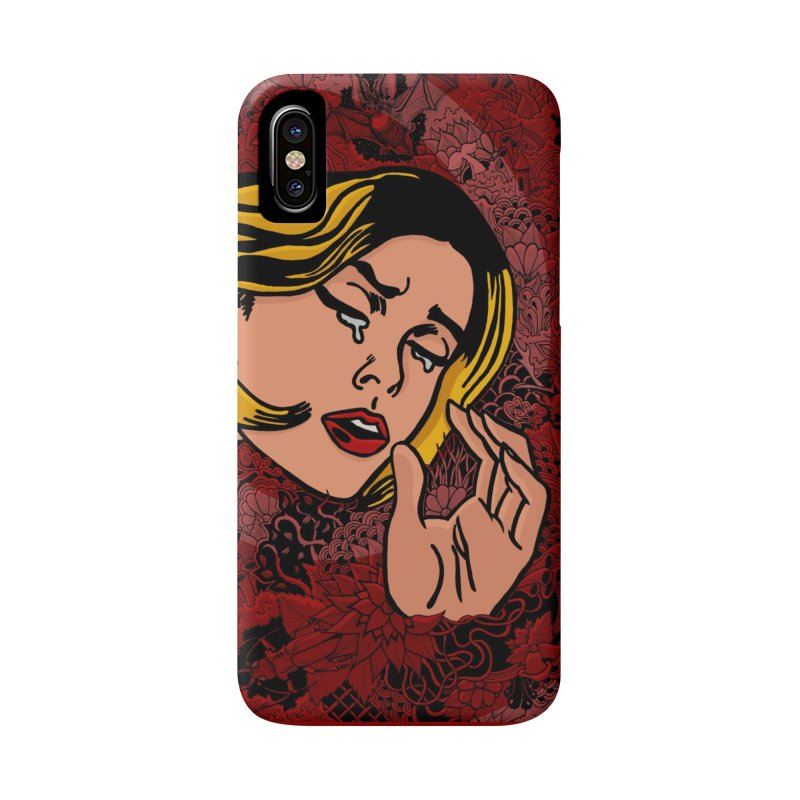 Sleepless Nights Accessories Phone Case by Ad Eggermont's Artist Shop