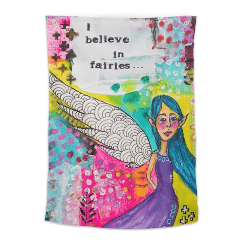 image for I believe in fairies