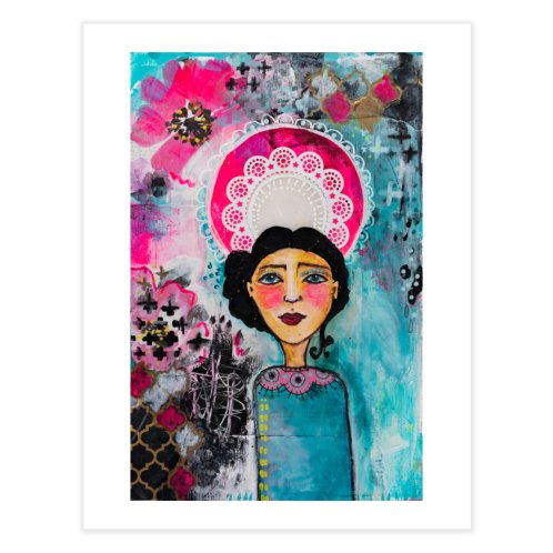 image for Pink halo