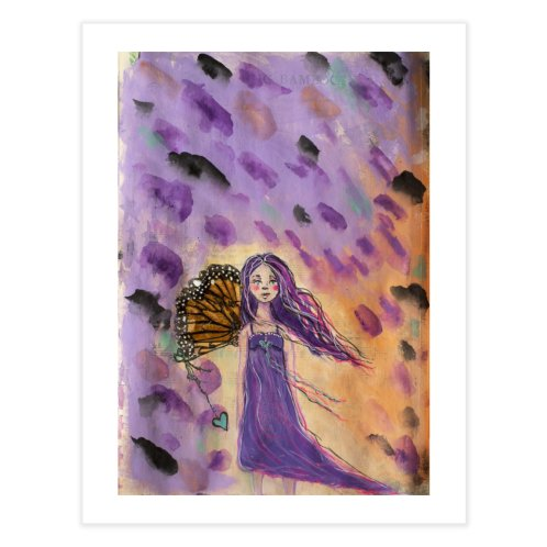 image for Wind blown fairy