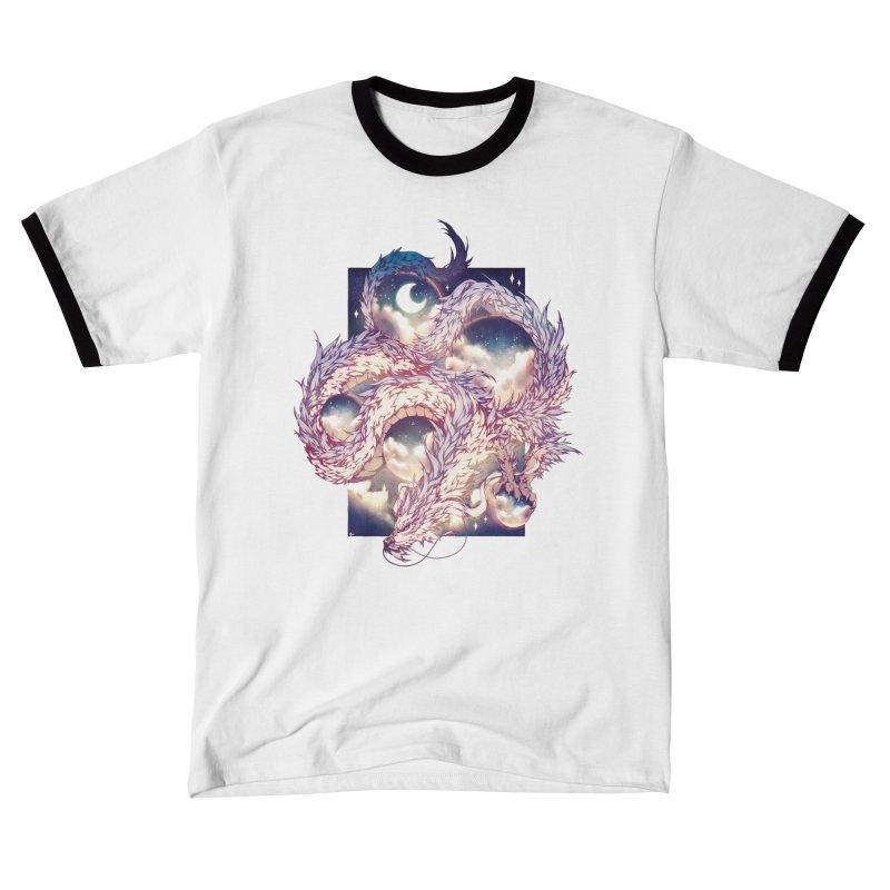 Falcor the Luck Dragon Men's T-Shirt by AdeptGamer's Merchandise