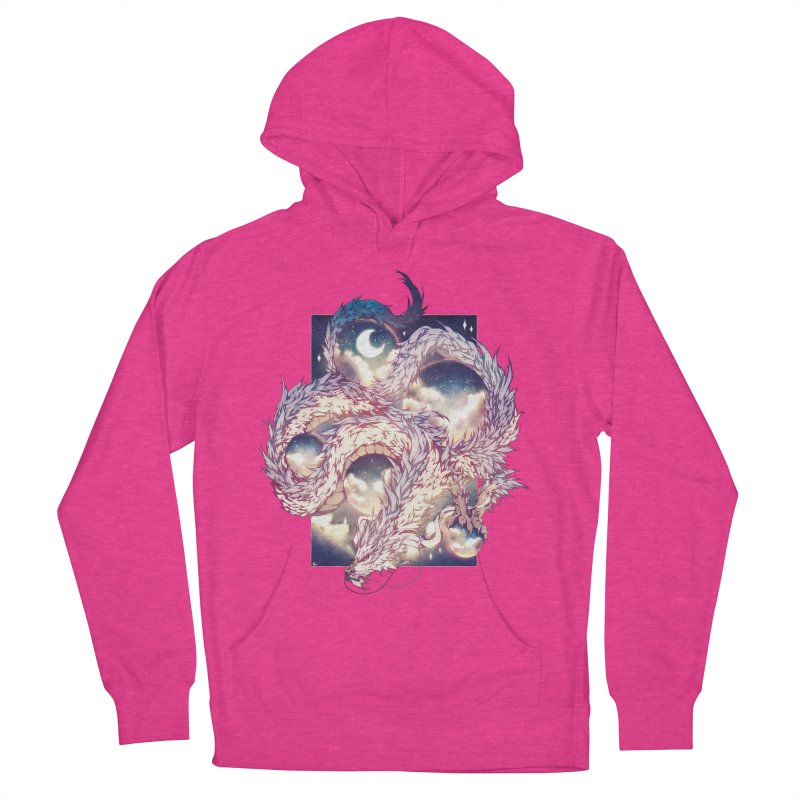 Falcor the Luck Dragon Women's French Terry Pullover Hoody by AdeptGamer's Merchandise