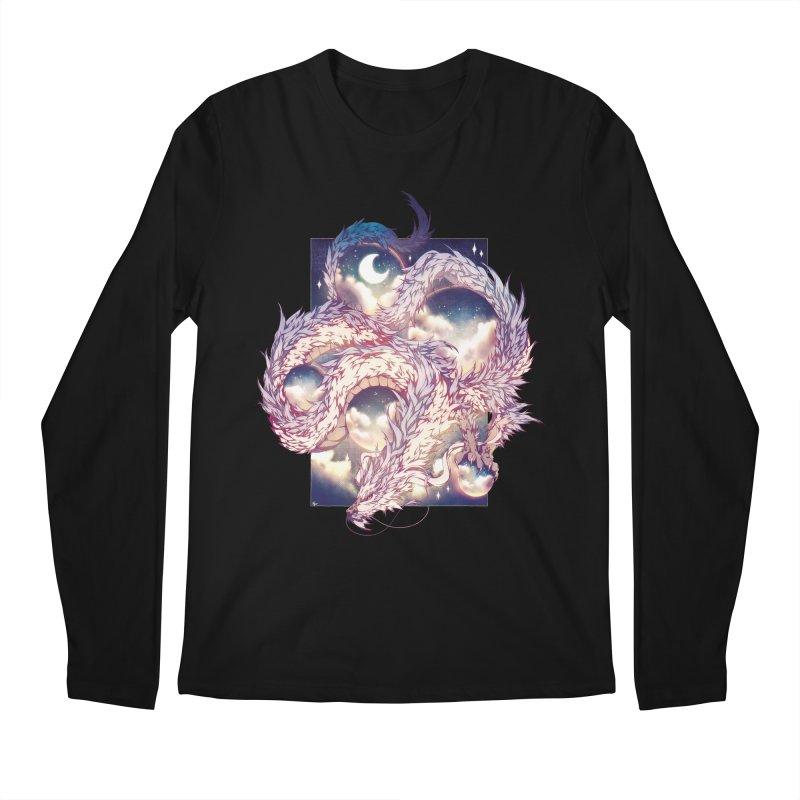 Falcor the Luck Dragon Men's Regular Longsleeve T-Shirt by AdeptGamer's Merchandise