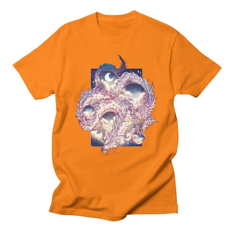 Falcor the Luck Dragon Women's Regular Unisex T-Shirt by AdeptGamer's Merchandise