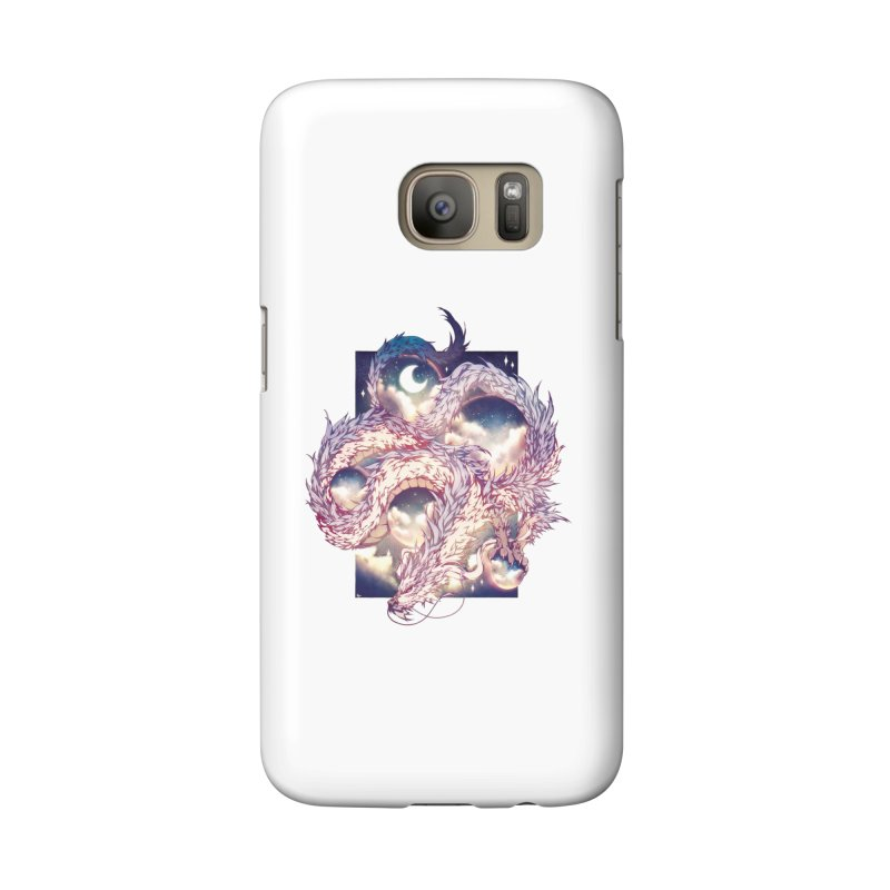 Falcor the Luck Dragon Accessories Phone Case by AdeptGamer's Merchandise