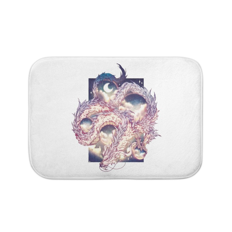 Falcor the Luck Dragon Home Bath Mat by AdeptGamer's Merchandise