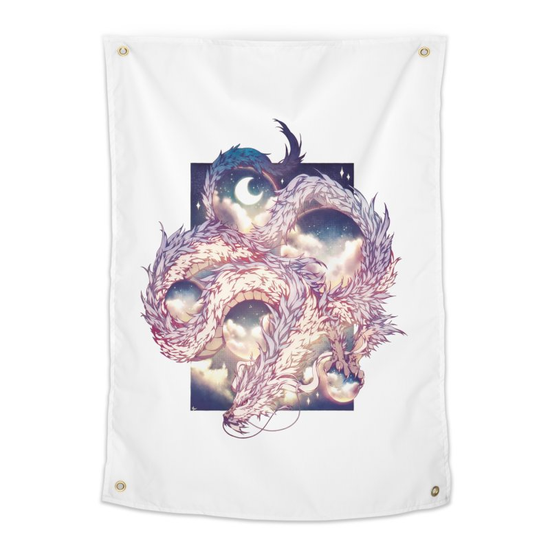 Falcor the Luck Dragon Home Tapestry by AdeptGamer's Merchandise