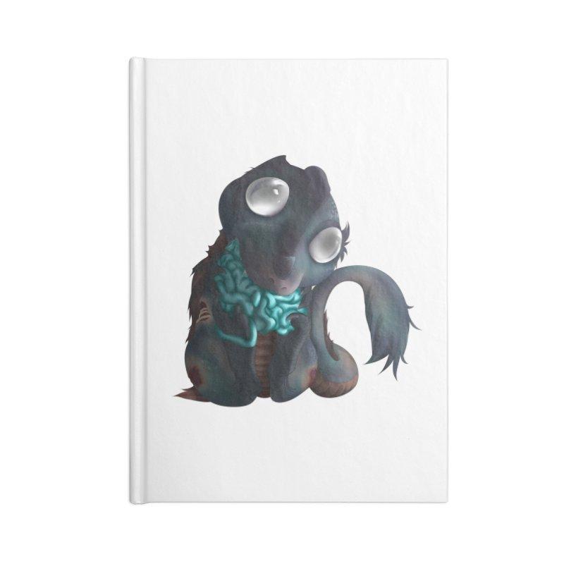 Baby Skitterjuice Accessories Notebook by AdeptGamer's Merchandise