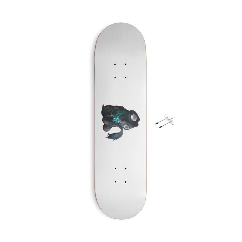Baby Skitterjuice Accessories Skateboard by AdeptGamer's Merchandise