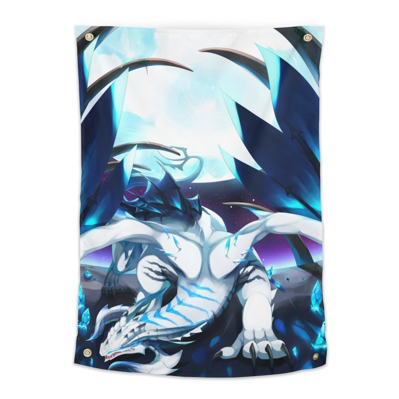 Magical Silver Tapestry Home Tapestry by AdeptGamer's Merchandise