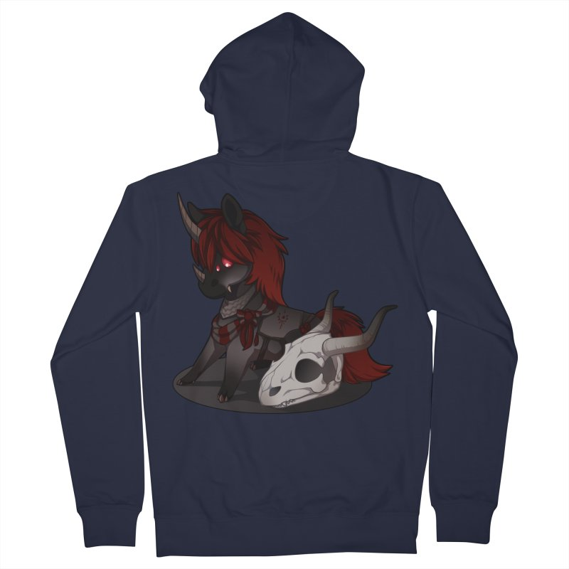 Frightmare Men's Zip-Up Hoody by AdeptGamer's Merchandise